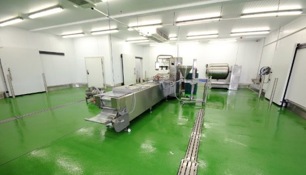 Resin Flooring Food Preparation