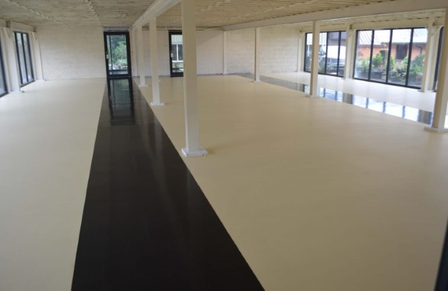 Anti Microbial Hygenic Flooring